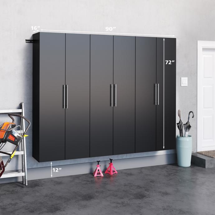 HangUps 90 inch Storage Set J