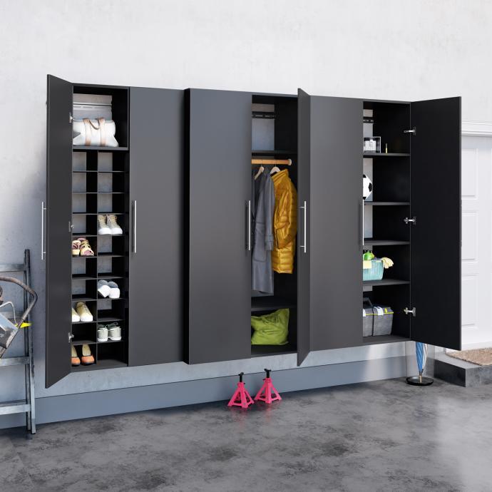 HangUps 102 inch Storage Set L