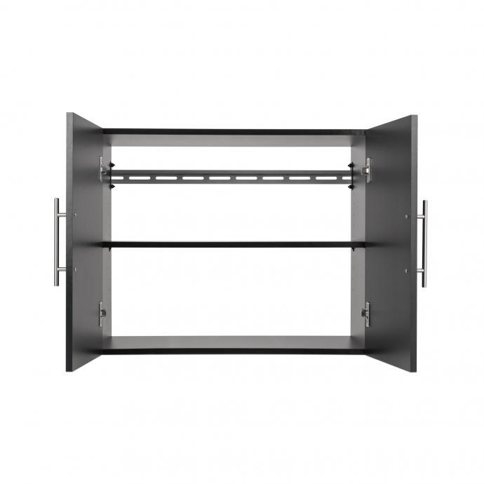 "HangUps 30"" Upper Storage Cabinet front"