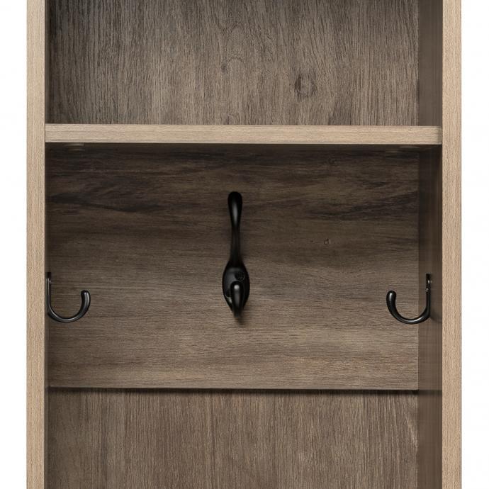 Narrow Entryway Locker, Set of 4 - detail