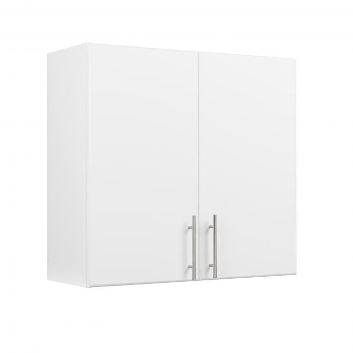 "Elite 32"" Tall Wall Cabinet, White"