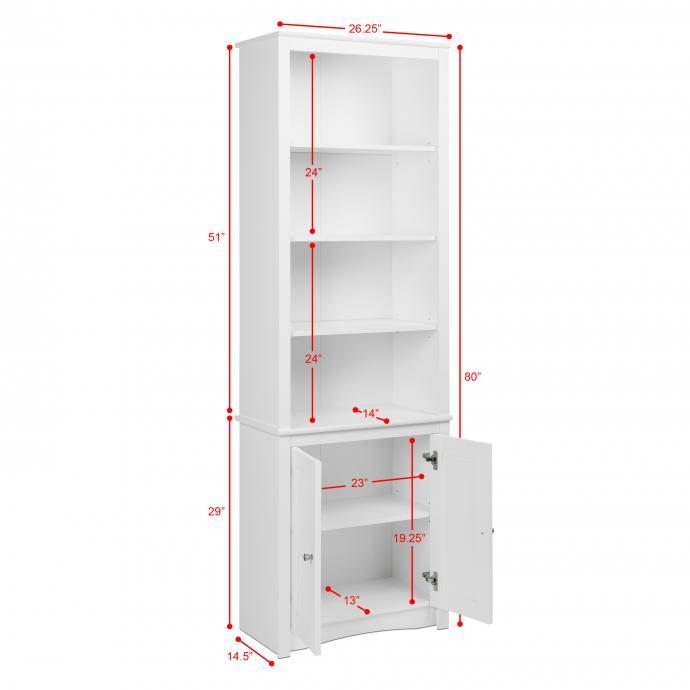 Bookcase Dimensions