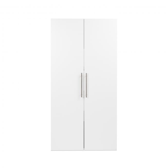 "Prepac HangUps 36"" Large Storage Cabinet"