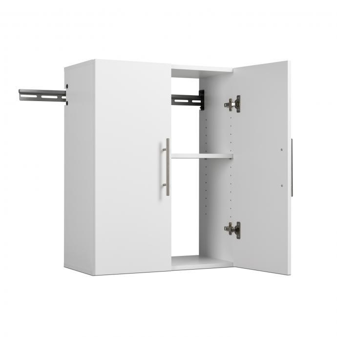 """Prepac HangUps 24"""" Upper Storage Cabinet"""