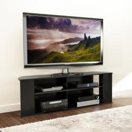 Prepac 60-inch TV Stand, Black