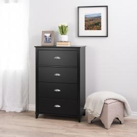 Prepac Yaletown 4-Drawer Chest