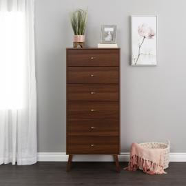 Milo Tall 6-drawer Chest