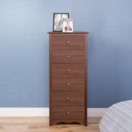 Tall 6-drawer Chest