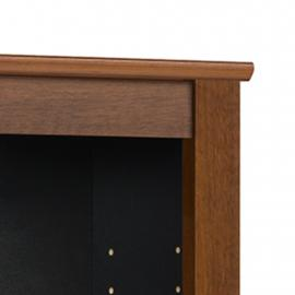 Double Wall Mounted Media Storage detail 1