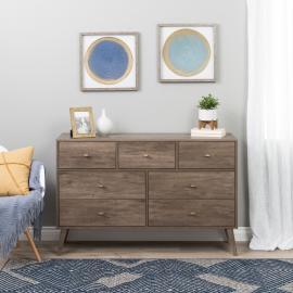 Milo 7-drawer Dresser