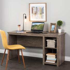 Sonoma Home Office Desk, Drifted Gray